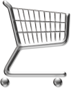 Click on cart to go to Shop