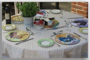 Table Setting CWC
